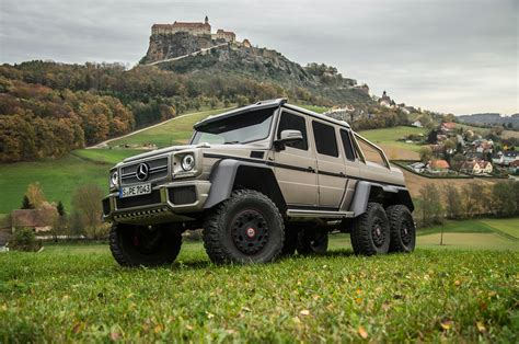 Mercedes Truck 6x6 2014 Mercedes G63 Amg 6x6 Drive Photo Gallery