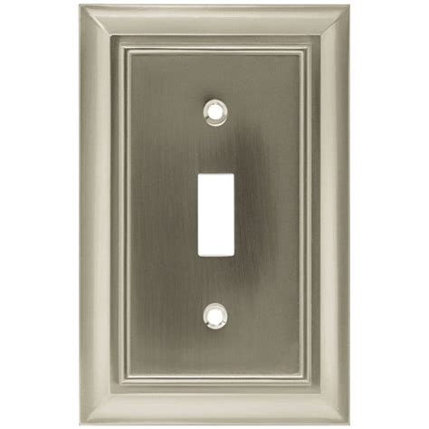 brainerd light switch covers brainerd 64209 architectural single toggle switch wall