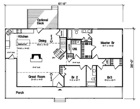 rectangular ranch house plans best 25 rectangle house plans ideas on pinterest