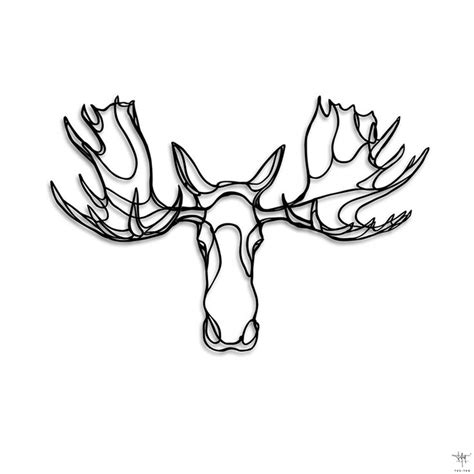 cartoon moose tattoo 25 best ideas about moose tattoo on pinterest wildlife