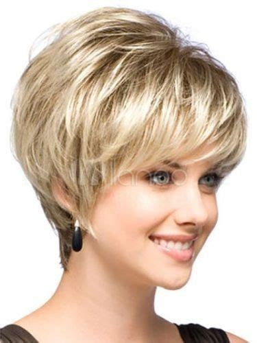 real hair wigs for women over 50 short women fashion short hair wigs and fashion wigs on