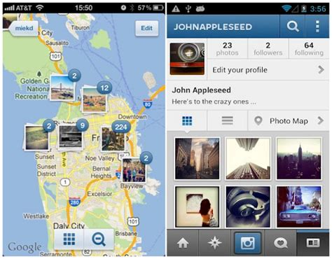 open layout instagram update instagram for iphone and android v3 0 update brings photo