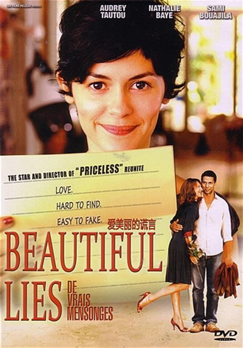 Beautiful Lies Tautou Dvd Import 17 best images about on arnold schwarzenegger tautou and basinger