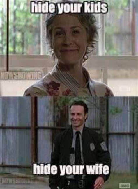 Carol Twd Meme - walking dead memes tumblr
