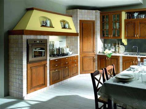 cappa cucina muratura cucina in muratura su misura come costruire zona cottura