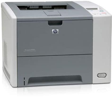 Printer Hp Laserjet P3005dn printer hp laserjet p3005 p3005n p3005dn