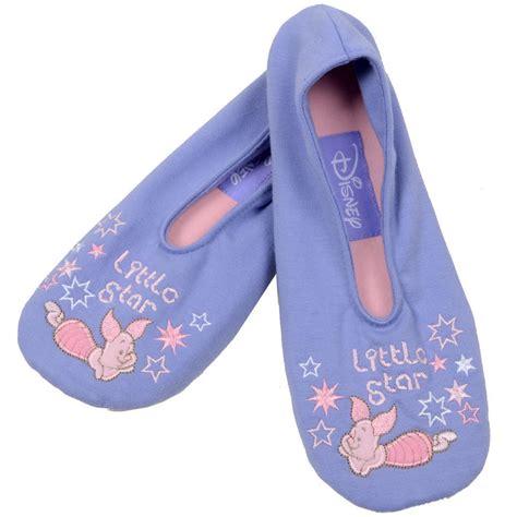 pooh slippers womens totes toasties disney winnie the pooh piglet eeyore