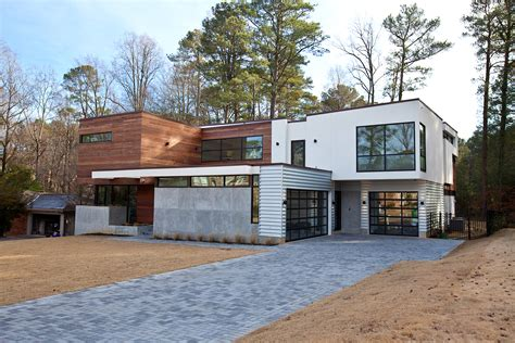 Modern Home Design Atlanta Atlanta Design Festival Meet The Eclectic Modern Homes On