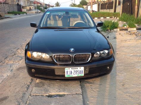 Bmw 1 Series Price In Nigeria by Bmw 325i 2003 Autos Nigeria