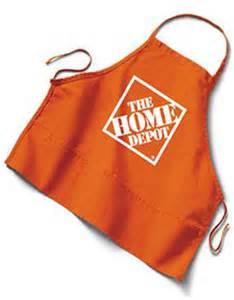 my apron home depot trailer park princess that familiar orange apron