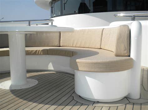 avangard shipyards yacht upholstery - Yacht Upholstery