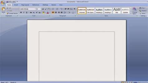 cara membuat garis garis buku di word cara menilkan garis tepi pada ms word 2007 gividia