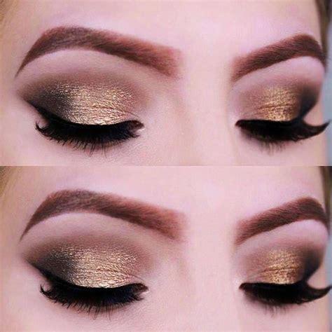 eyeliner tutorial youtube channel gold smokey eye makeup tutorial up on my youtube channel