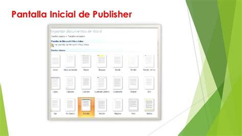Plantilla De Curriculum Publisher Manual De Manejo Publisher
