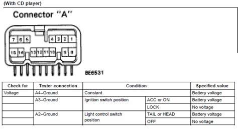 91 lexus ls400 radio wiring diagram free wiring