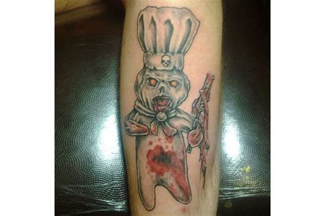 pillsbury doughboy tattoo pillsbury doughboy tattoos pictures to pin on