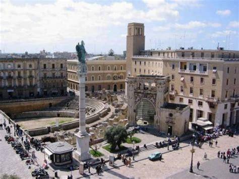 d italia lecce parlando d italia lecce a capital do estilo barroco