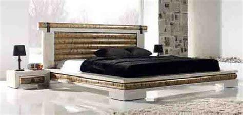 schlafzimmer holzbett bambus holzbett sha dekoration beltr 225 n ihr webshop f 252 r