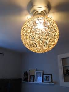Yarn Chandelier With Lights 11 Diy Yarn Crafts That Add Charm To The House