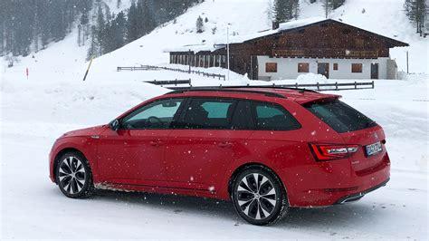 Vergleich Audi A6 Bmw 5er by Vergleich Skoda Superb Combi Gegen Audi A6 Avant