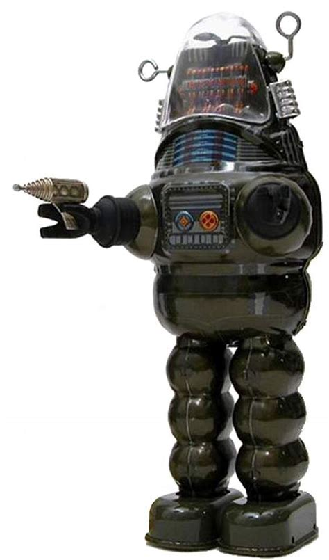 the robot and the robby the robot the old robots web site