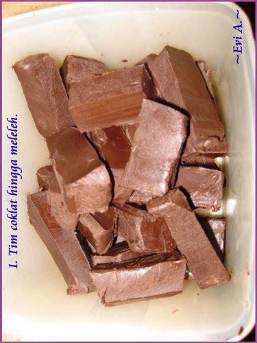 Cetakan Coklat Choco 8 Cav Plastik resep membuat coklat ala evi andriani my sweet home