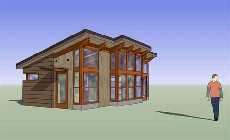 home design for 550 sqft fabcab timbercab 550m prefab home modernprefabs