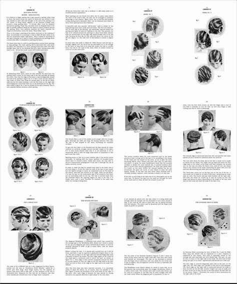 names of 1920s hairstyle how to do 1920s 1930s hairstyles with the art of