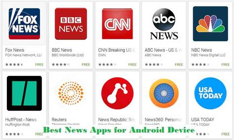 best news app for android best news apps for android device to get regular updates of 2017