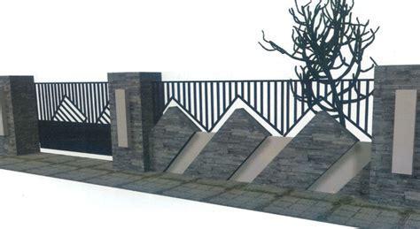 Minimalis Modern, House Design, Design House, Pagar Rumah