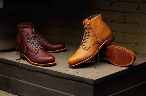 wolverine 1000 mile boot centennial 1000 mile boot by wolverine