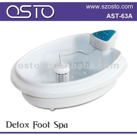 How To Detox From Electronics by Electronic Detox Foot Cleanse Spa With Ce Rohs Buy Foot