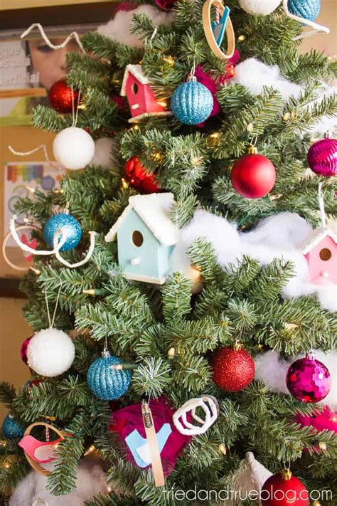where to donate christmas decorations quot home tweet home quot tree tried true
