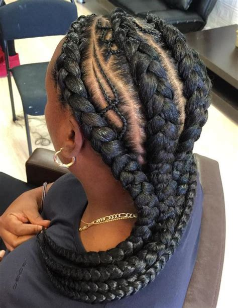 pics of chunky braided styles 31 ghana braids styles for trendy protective looks