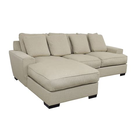 Macys Sectional by 48 Macy S Macy S Ainsley Beige Chaise Sectional Sofas