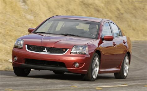Mitsubishi Galant 2009 Widescreen Exotic Car Wallpapers