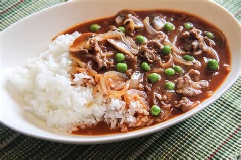 japanese dishes recipes dish hayashi rice recipe japanese cooking 101