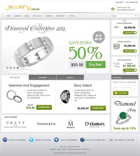 magento themes jewelry store womens fashion magento themes free website templates