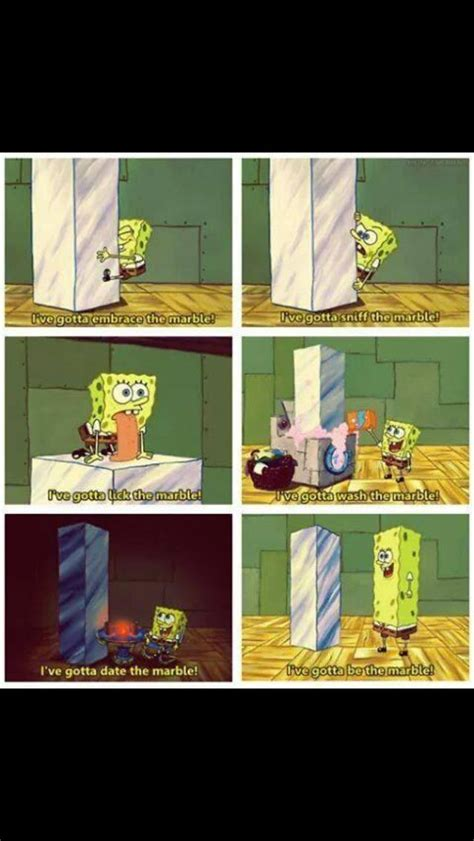 Spongebob Licking Meme - 766 best images about spongebob 4 life on pinterest