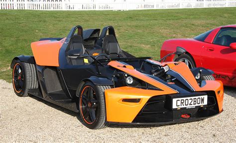 Ktm Auto Mobile by Ktm X Bow