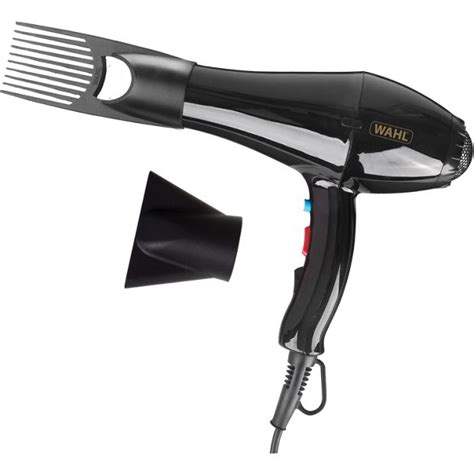 Wahl Hair Dryer buy wahl afro powerpik 5000 ac 2000w hair dryer at argos