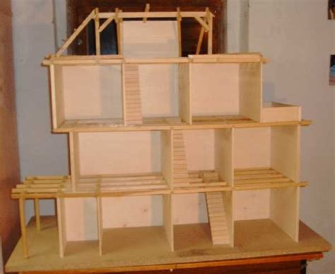 5 dollar dollhouse mini mansion built from scratch five dollar dollhouse