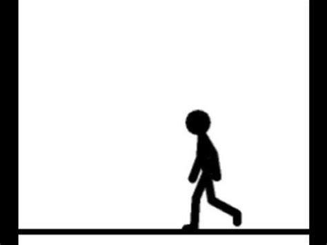 flash tutorial walking man stick figure walking clipart best
