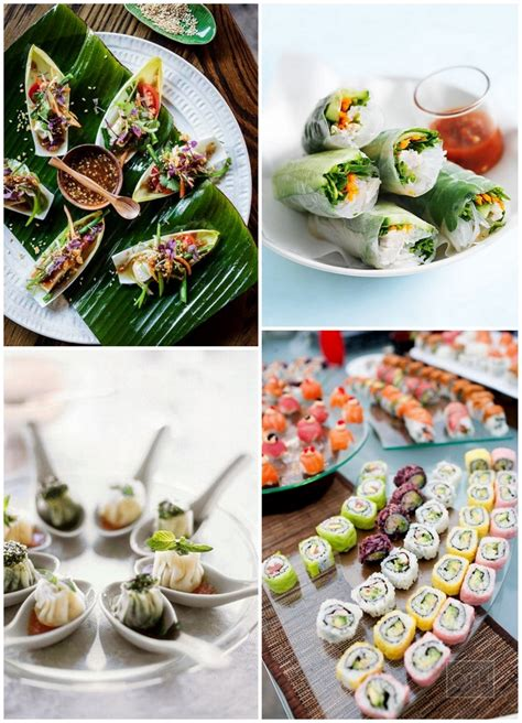 15 wedding food stations your guests will weddingsonline