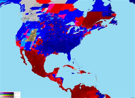 america religion map incredibly detailed map of the world s religions