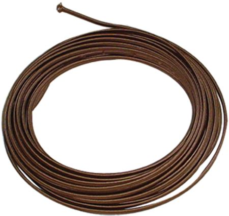 Braided Power Wire - wire 18 braided power cord antique electronic supply