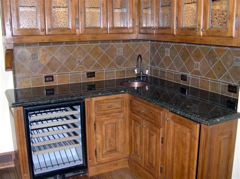 ubatuba granite countertops tile backsplash kitchen make