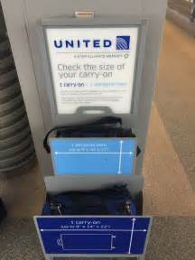 united baggage tom bihn bags and united airlines carry on