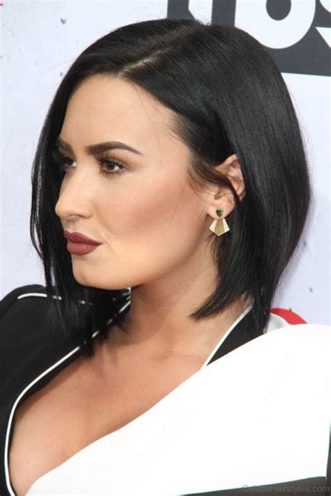 demi bob styles 28 outstanding hairstyles of demi lovato
