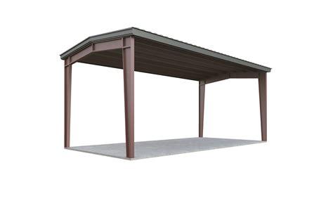 24x24 Metal Carport by 24x24 Metal Carport General Steel Shop